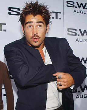 colin farrell 2 Well people, the hugely anticipated Colin Farrell sex tape hit the internet ...