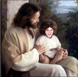 Jesus_with_paul_sheer_1